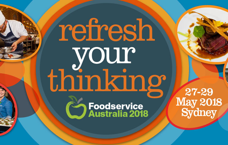 We'll be Chillin' at Foodservice 2018 this May