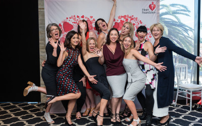 All Wheels Supports National Heart Foundation Women's Lunch