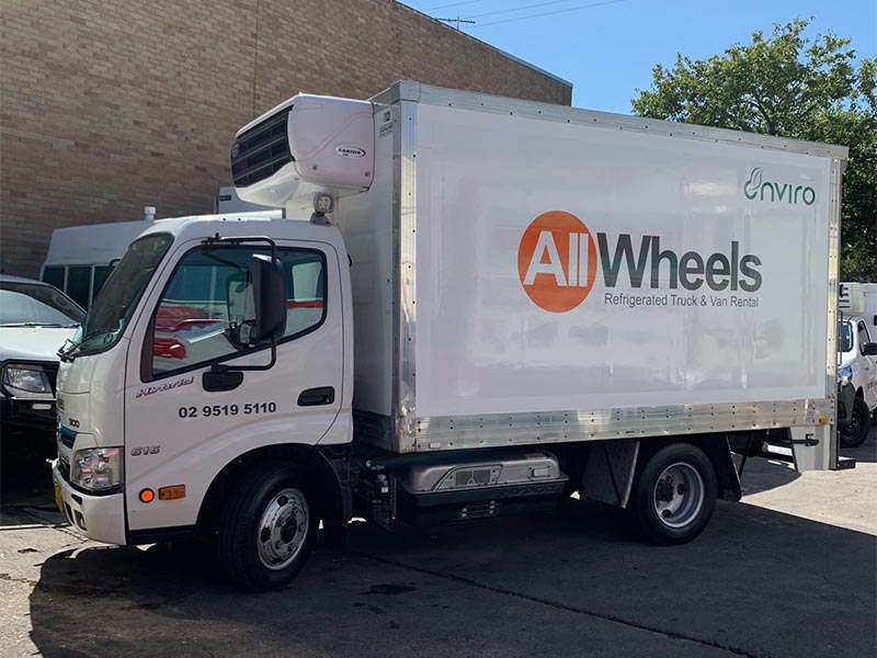 Easy Being Green: All Wheels Have Added a 'Green Vehicle' to Our Fleet